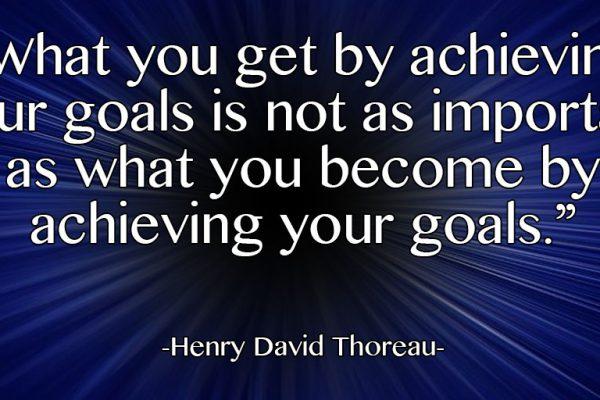 achieving goals meme